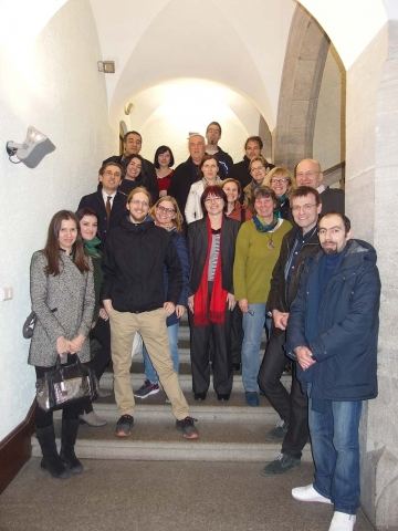 All the Participants of Regensburg meeting
