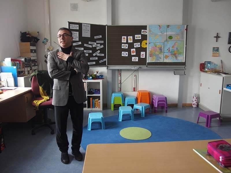 Visit to the Pestalozzi Primary School