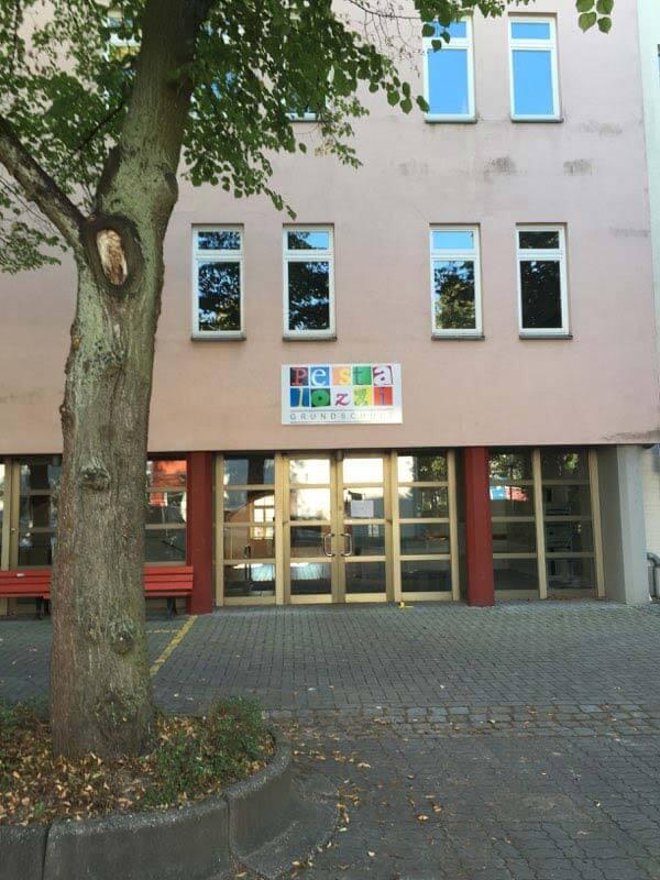 Pestalozzi Primary School Regensburg building