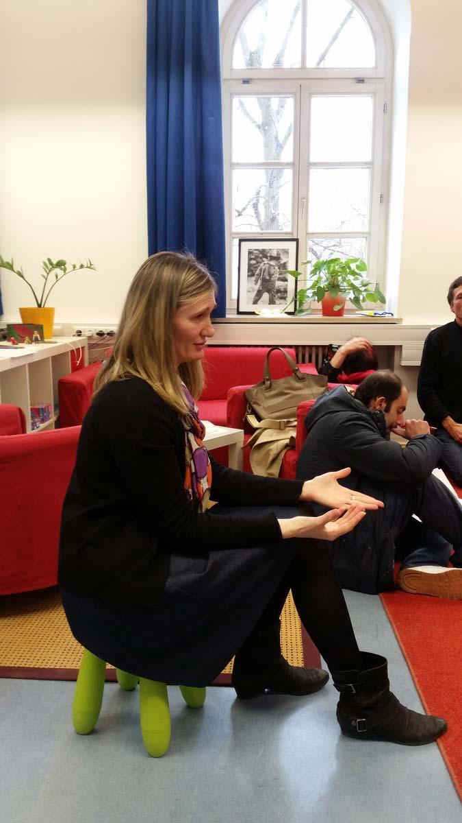 Pestalozzi Primary School Regensburg Social Worker