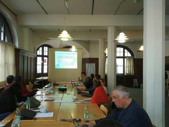 Meeting of Romigsc Project Participants