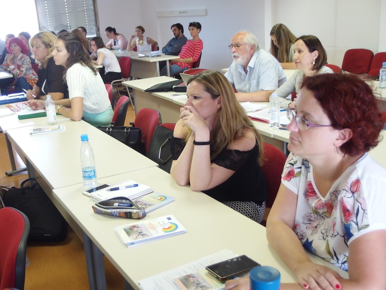 RoMigSc seminars in Celje 2017