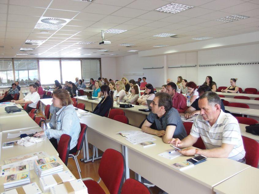 RoMigSc Project - National seminar Celje