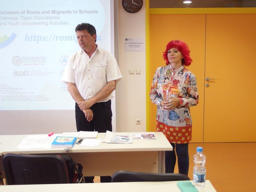 Projekt RoMigSc predstavljen v Novem tedniku