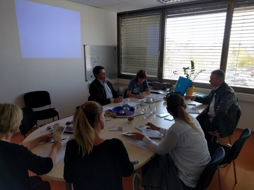 Romigsc project - sestanek s solami