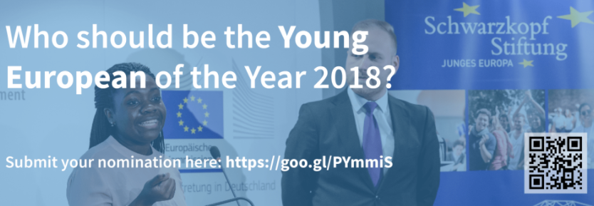 Romigsc project - young european of the year award