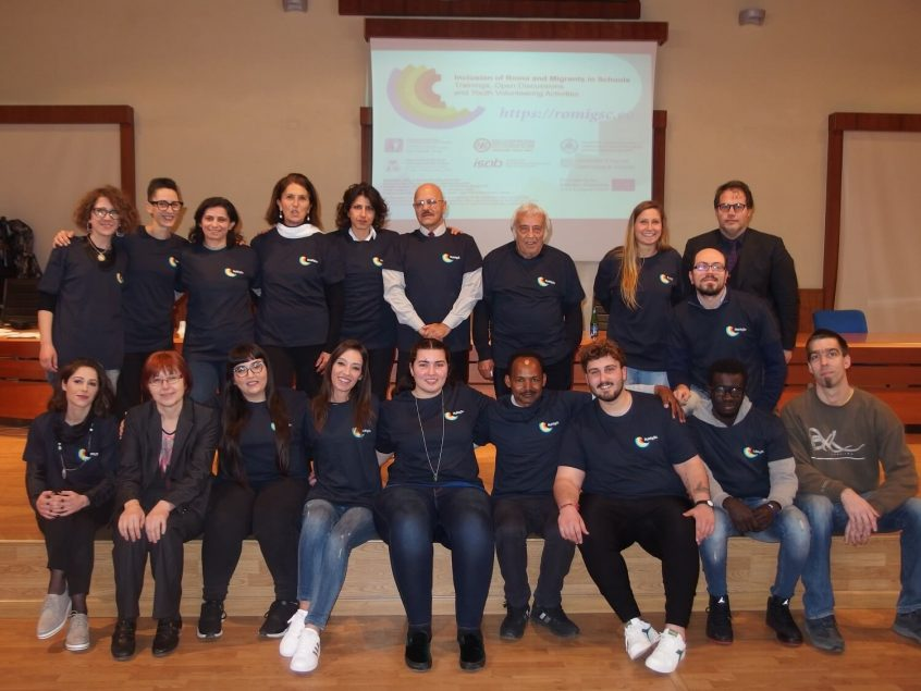 Romigsc Italy March 2018