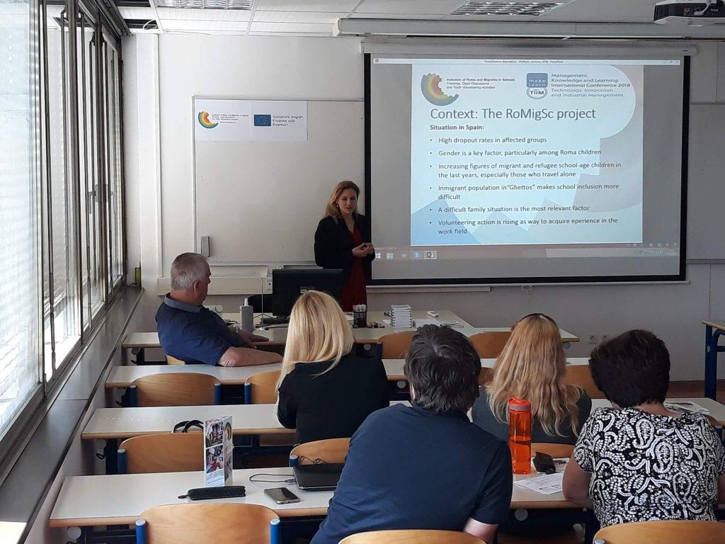 Romigsc seminar Slovenija 2018