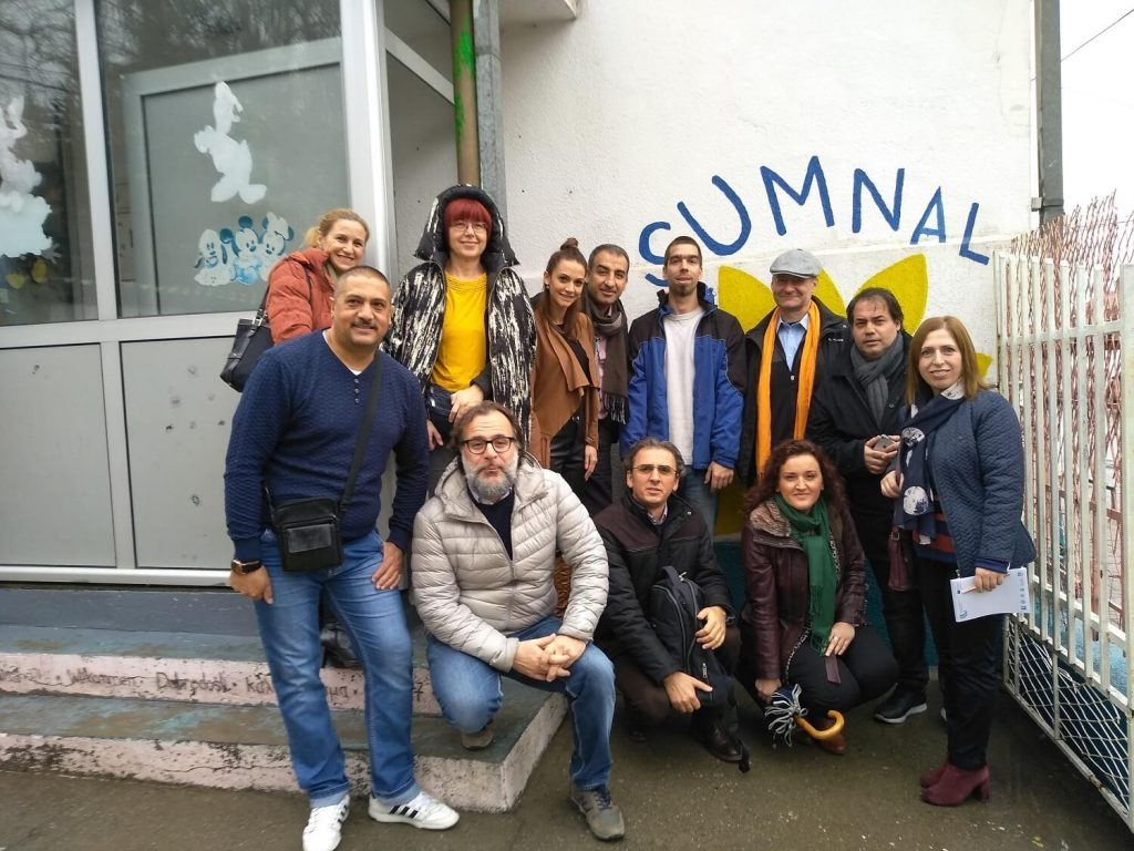 Romigsc 5th project meeting FYROM