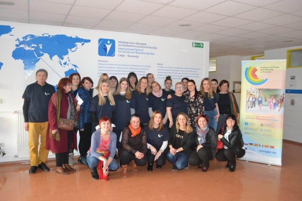 seminar za prostovoljce slovenija 2019