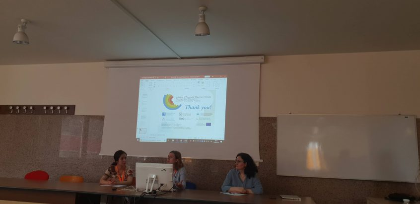 The Migration Conference 2019 Bari, Italy