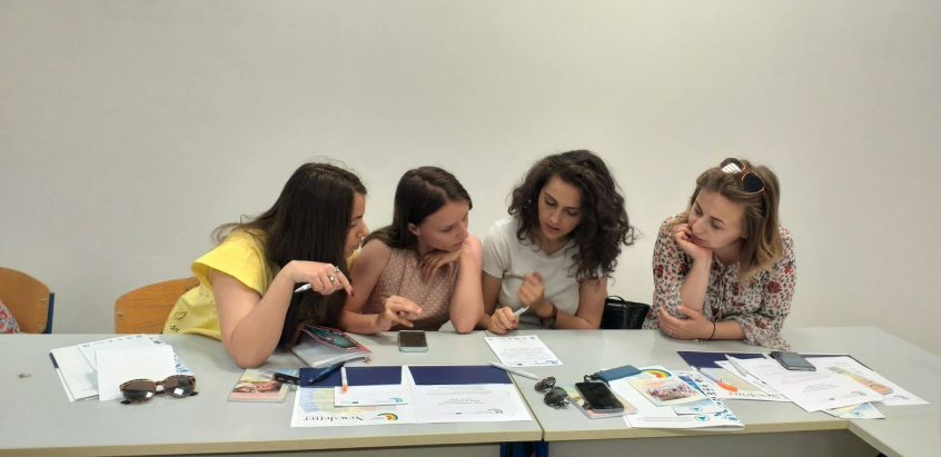 Romigsc project training Skopje 2019